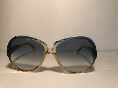 £53.22 • Buy Rodenstock Lady Line Vintage Sunglasses Blue And Amber. Germany 3005