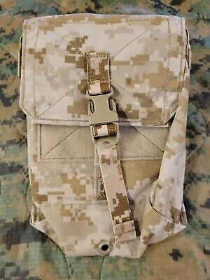$100 • Buy Aor1 Eagle Industries M60 Ammo Pouch (100 Round) With Detachable Top Maritime.