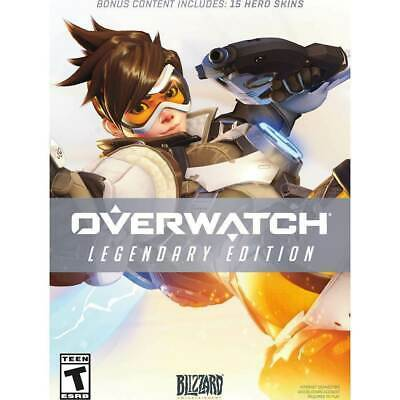 AU31.72 • Buy Overwatch Legendary Edition - PC By Blizzard Entertainment NEW
