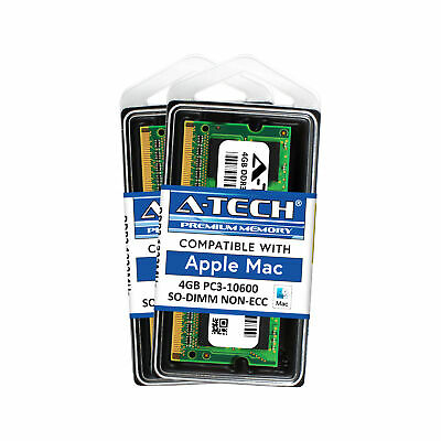 $35.98 • Buy 8GB 2 X 4GB Memory RAM For MACBOOK PRO Late 2011 A1278 A1286 MD314LL/A MD318LL/A
