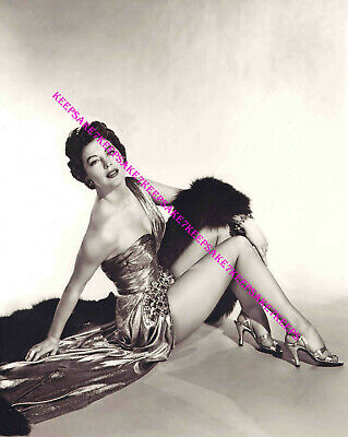 £6.51 • Buy Ava Gardner Elegant And Incredibly Leggy, Strappy Heels Sexy 8 X 10 Photo A-ag5