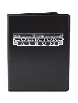 AU17.80 • Buy Ultra Pro 9 Pocket Black Collectors A4 Album Portfolio Folder 10 Pages 180 Cards