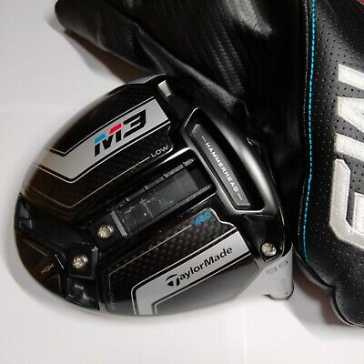 $ CDN207.36 • Buy TaylorMade M3 9.5* 460 Driver Head Only With Head Cover
