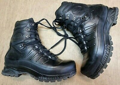 £79.95 • Buy Meindl German Army SF Issue Black Leather GoreTex Combat Boots Various Sizes