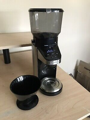 £45.62 • Buy Krups Conical Burr Grinder With Scale GX420851