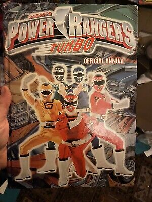 £6.99 • Buy Power Rangers Turbo Official Annual Book