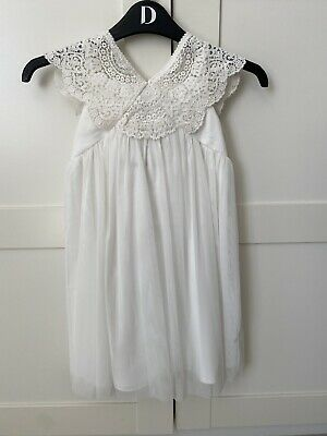 £25 • Buy Monsoon Flower Girl Dress, Brand New With Tags, Aged 4 Years