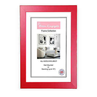 £3.30 • Buy BLUE Picture Frames Modern RED GREEN PINK Instagram Photo Frame A1 A2 A3 A4 A5