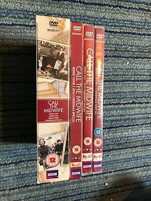 Call The Midwife Series 1 To 7 Dvd Box Set Some Sealed Up Missing Series 6 • 7£