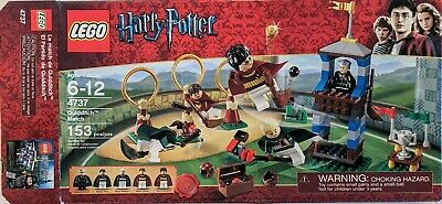 $ CDN24.18 • Buy Lego - Harry Potter - Quidditch Match - 4737 - 100% Complete - Instructions