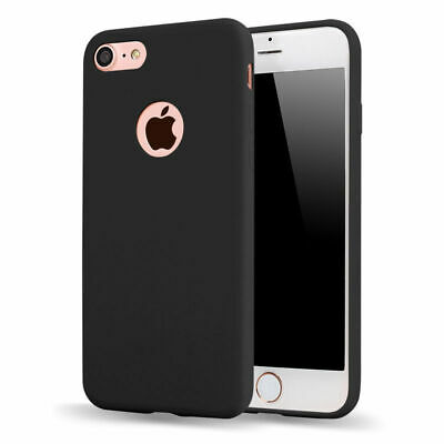 £3.59 • Buy Case For IPhone 6 7 XR XS 11 12 Pro ShockProof Soft Phone Cover TPU Silicone New