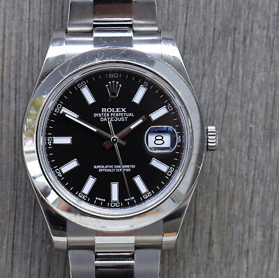 $ CDN11367.05 • Buy Rolex Oyster Perpetual Datejust II 41 116300 - 2013