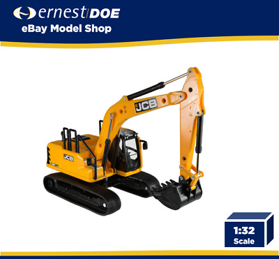 £27.95 • Buy Britains JCB 220 X LC Digger Excavator Model | 1:32 Scale | 43226