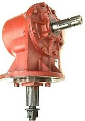 AU845 • Buy Tractor Rotary Cutter Slasher Implement Gearbox 1:1.93 75HP Roller Bearing Type