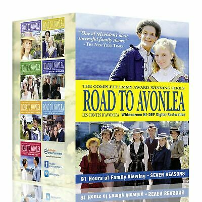 £84 • Buy Road / RD To Avonlea Season 1-7 The Complete Collection Series DVD Box Set New