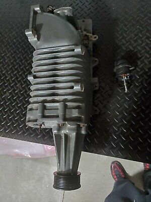 $810 • Buy 2003 2004 03 04 Cobra Mustang Supercharger Eaton M112 Ford Racing Blower Ported