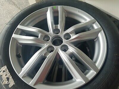 AU320 • Buy 5x Set Toyota Aurion 17 Inch ALLOY WHEELS And Tyres