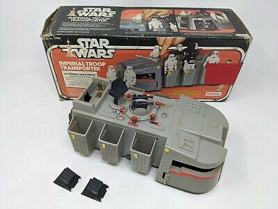 $ CDN247.16 • Buy Vintage Star Wars Imperial Troop Transport Vehicle Boxed Palitoy