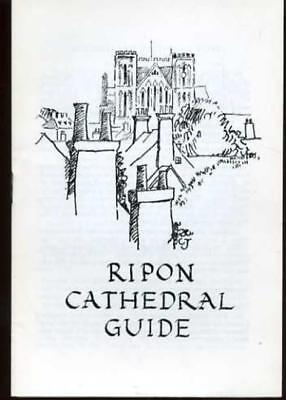Ripon Cathedral Guide, Anon • 9.50£