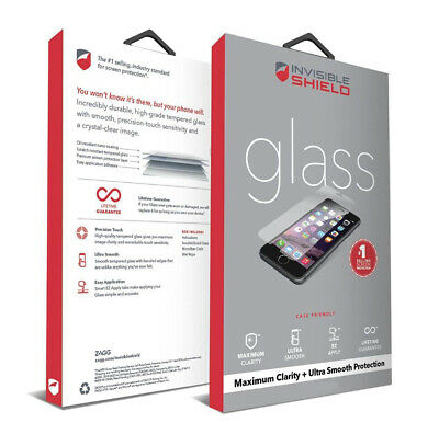 $ CDN3.41 • Buy ZAGG InvisibleShield TOUGH Glass Screen Protector For IPhone & Samsung Devices