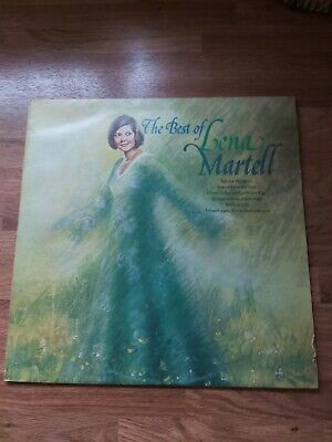 £5.50 • Buy Lena Martell - The Best Of Lena Martell - Vinyl Album LP - Very Good Condition
