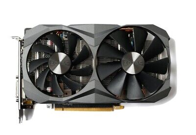 AU412.13 • Buy Zotac GTX 1060 6gb Nvidia Gpu From Reliable US Seller!
