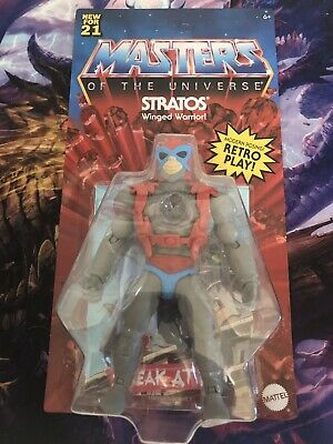 $25 • Buy Masters Of The Universe Origins (MOTU) Action Figure STRATOS - In Hand