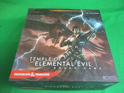 AU86.71 • Buy Dungeons & Dragons Temple Of Elemental Evil Board Game