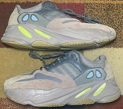 $ CDN278.18 • Buy Adidas Yeezy 700 Mauve Mens Sneaker Size 8 Used EE9614 Kanye West V3 Boost