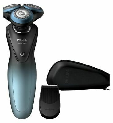 AU279.91 • Buy Philips Smart Shaver Series 7000 Wet & Dry With A Personal Shaving Plan