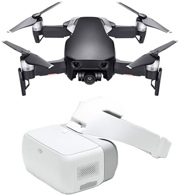 AU2355.58 • Buy Dji Mavic Air Fly More Combo & Dji Goggles (Onyx Black)