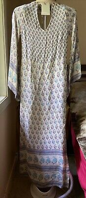 AU145 • Buy Spell And The Gypsy Collective Love Story, Long Sleeve Boho Dress Size M