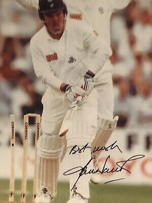 """AU10 • Buy Shane Warne Signed (copy) - 11"""" X 8"""" Photograph - Ball Of The Century"""