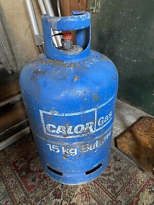 Calor Gas Bottle Butane Blue - 15kg - Empty • 7.50£