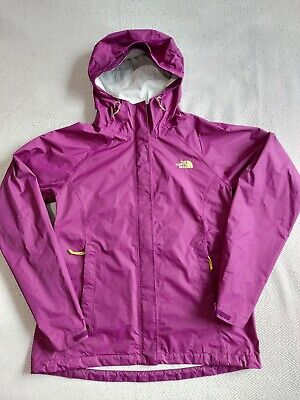£35 • Buy The North Face Venture DryVent Shell Light Jacket Womens Size M Pink Fuchsia