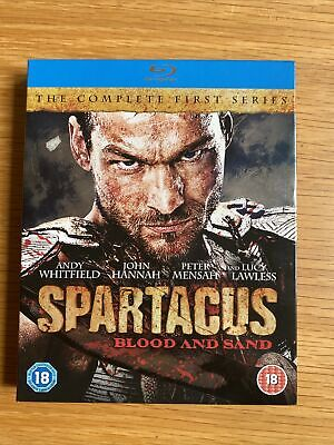 £9.99 • Buy Spartacus Blood And Sand Season 1 (First Series) - Andy Whitfield - Blu-Ray