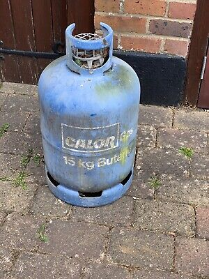 Calor Gas Bottle 15kg Butane .Empty  • 3.20£