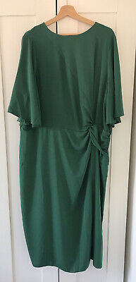 AU8.94 • Buy Asos Curve Size 22 BNWT Green Formal Dress