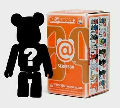 $13.99 • Buy Series 39 Bearbrick 1 Blind Box 100% S39 Be@rbrick Rare Limited Medicom Toy 1pc