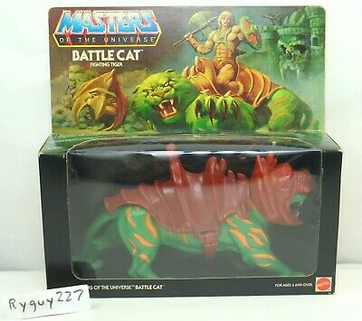 $3500 • Buy MOTU, Battle Cat, 8-Back, Masters Of The Universe, MOC, MISB, Sealed Box, He-Man
