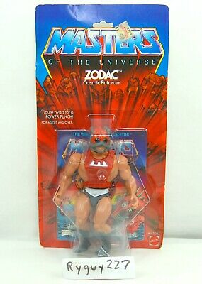 $6000 • Buy MOTU, Zodac, 8-back, Masters Of The Universe, MOC, Sealed Figure, He Man, Zodak