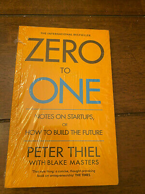 AU13.20 • Buy Zero To One: Notes On Startups, Or How To Build The Future