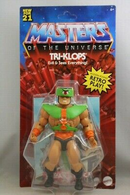 $22.50 • Buy Masters Of The Universe Origins Tri-Klops Action Figure