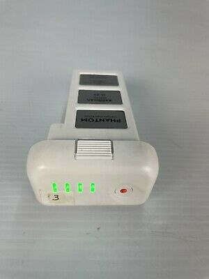 AU63.76 • Buy Genuine Used DJI Phantom 3 Professional/Advanced Battery