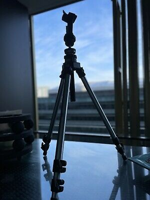 AU210 • Buy Manfrotto 055 Stable, Precise Aluminum 3-ection Photo Tripod With 222 Head