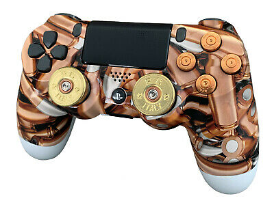 AU97.53 • Buy Sony PS4 Custom Wireless Controller - Bullets - Playstation - Unique - V2