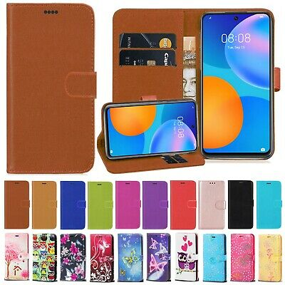 £3.25 • Buy For Huawei P Smart 2017-19-20- 21 Flip Wallet PUI Leather Phone Stand Case Cover