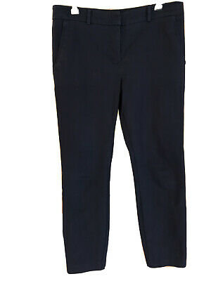 AU10 • Buy Forever New Trousers Pants Size 10 Navy