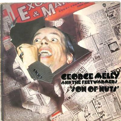 £9.99 • Buy George Melly And The Feetwarmers - Son Of Nuts - Gatefold - LP Vinyl Record