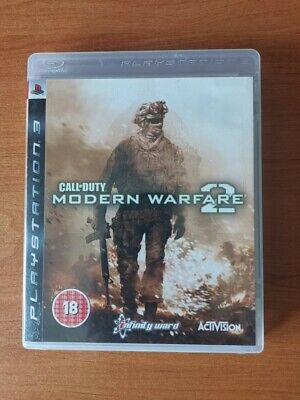 Call Of Duty: Modern Warfare 2 - Playstation 3 - PS3 - In Great Conditon • 0.50£